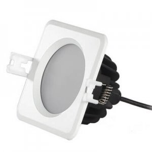 square ip65 downlights