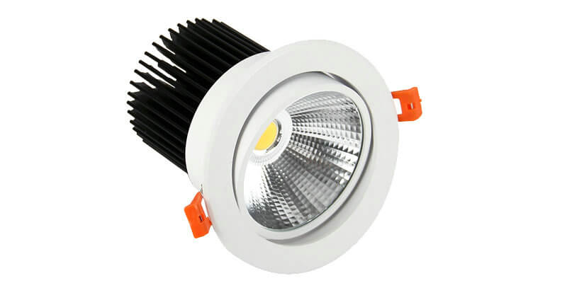 led cob spot down light