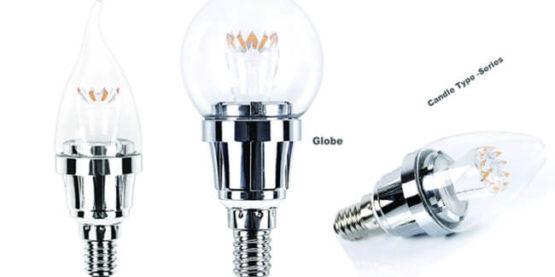 4W LED Candle Bulb