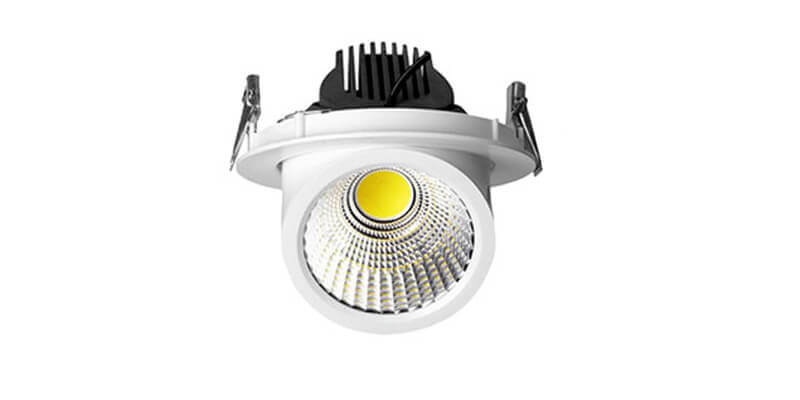 12W 15W 20W LED CREE COB Downlight
