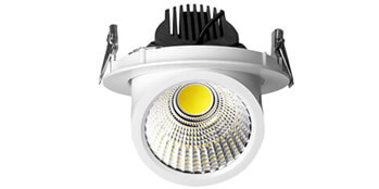 12W 15W gimbal Downlight