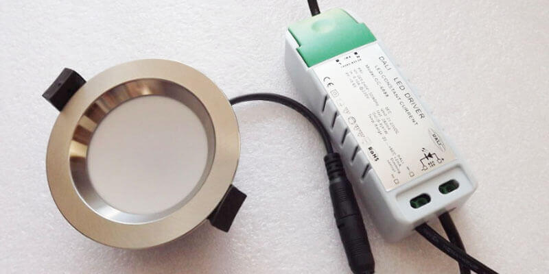 DALI dimmable SMD LED Downlight
