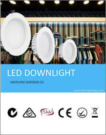 ip44 SMD LED DOWNLIGHT