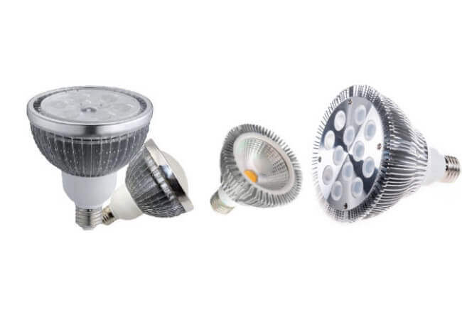 led par30 par38 light