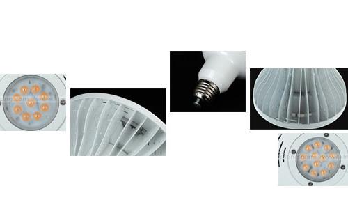 IP65 waterproof par light
