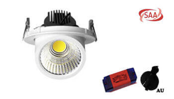 led-gimbal-downlight-au-plug