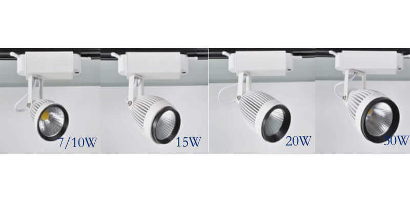30w led tracking light