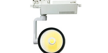 35Degree LED Track Light all white