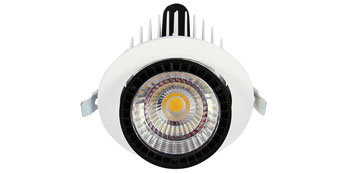 recessed led gimbal light