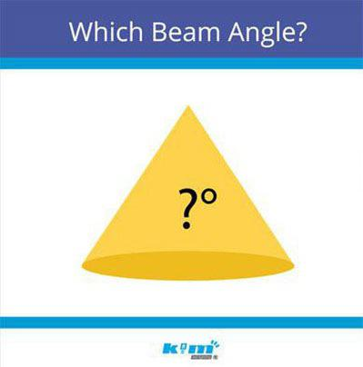 beam angle 2 - How to choose the right beam angle for your LED Downlights ?