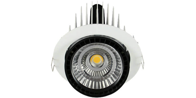 Adjustable LED Shop Light Gimbal LED Shop Downlight