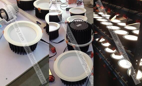 40w Samsung LED Downlight china supplier