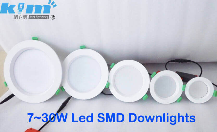 led-smd-downlights