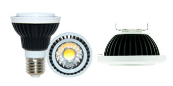 CREE COB LED SPOT PAR LIGHT