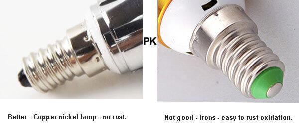base bulb