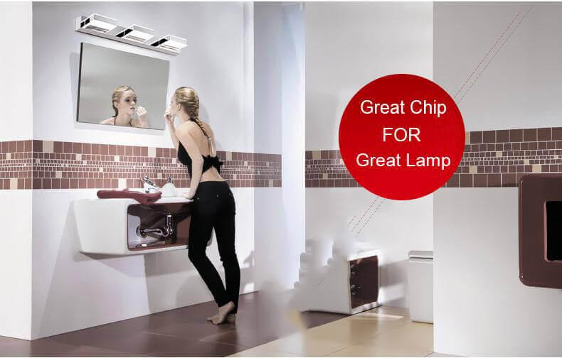 led mirrow lamp01 - 9w Bathroom LED Mirror light