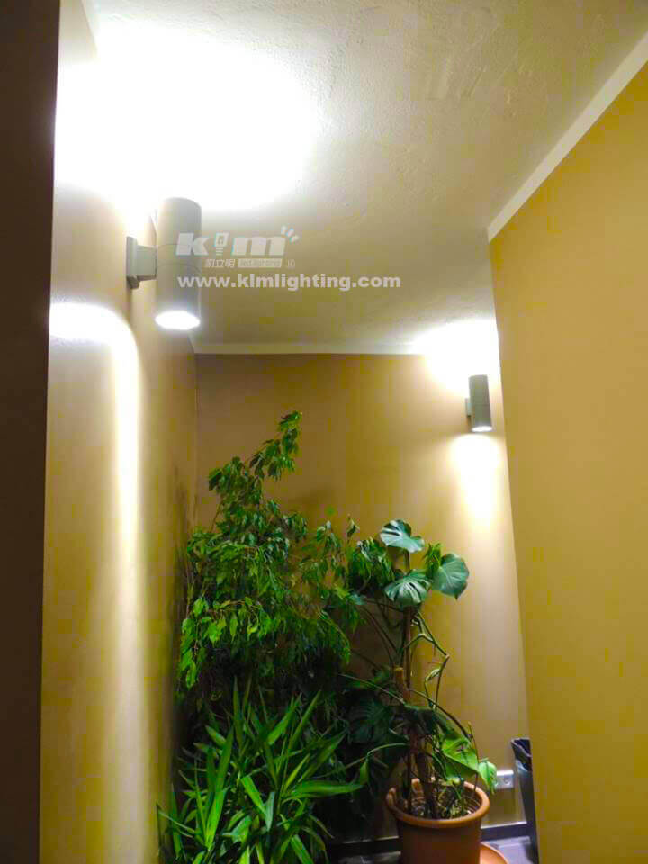 led wall light application 01
