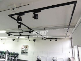 30w cree led track light for barber shop 02 279x210 - Home