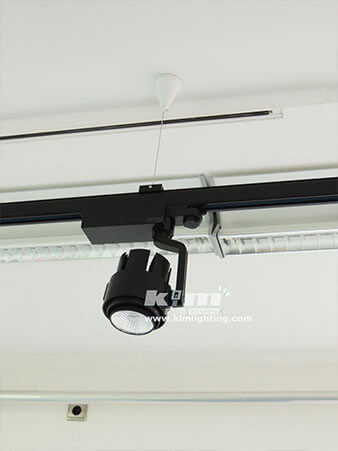 30w cree led track light for barber shop