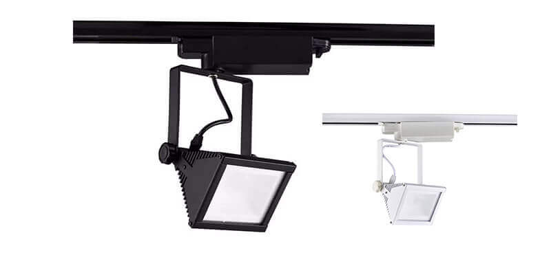 Square Track Lighting Fixture Awesome Elm Park Head