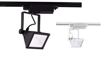 New 20w 30w square led track light