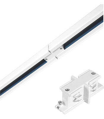 Straight connector MINI - Track Light Accessories
