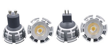 dimmable 5W MR16 GU10 LED Spot Light