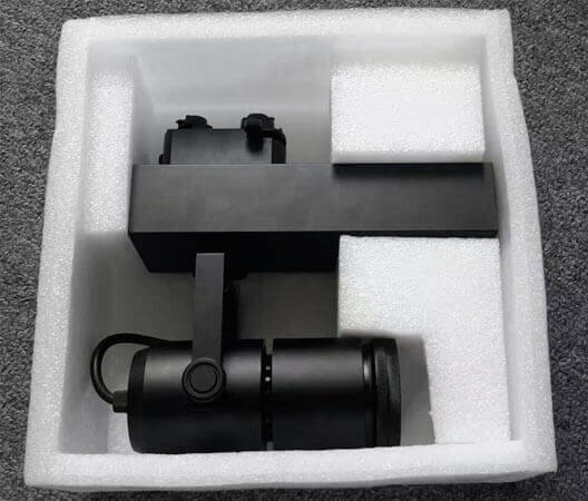 Beam Angle Adjustable 10-70°LED Track Light