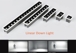 led liner light 300x208 - Recessed Led Linear Module Downlight