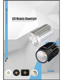 led module downlight MR module - E-Catalogue