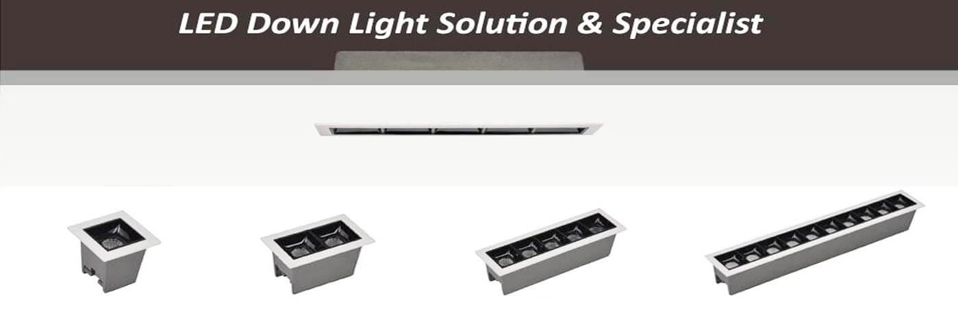 Led Downlight Liner light