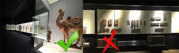 Professional exhibition track lights VS Commercial lighting track lights - 6 Tips How to choose Led Track Light for Museum & Galleries
