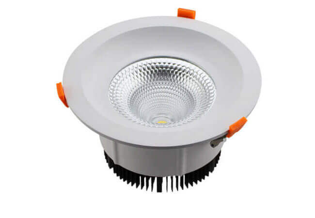 dimmable led cob down light