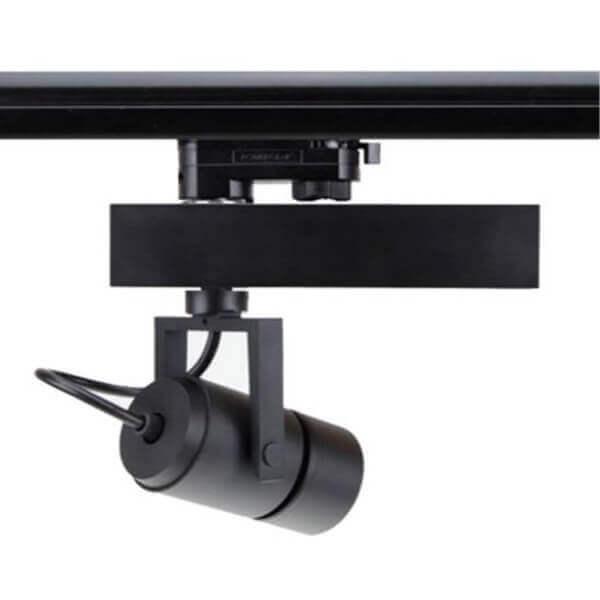 Movable Led Track Lighting: Museum Zoom LED Track Light