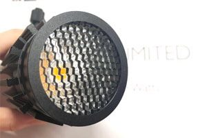 Anti Glare Honeycomb Baffle Black led module downlight 300x200 - LED Downlights Module IP20