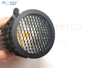Anti Glare Honeycomb Baffle Black led module downlight - IP65 MR16 Module Down Lights