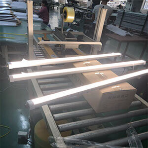 IP65 Water proof led tube aging test - IP65 Water-proof Dust-Proof LED Tri-proof Tube