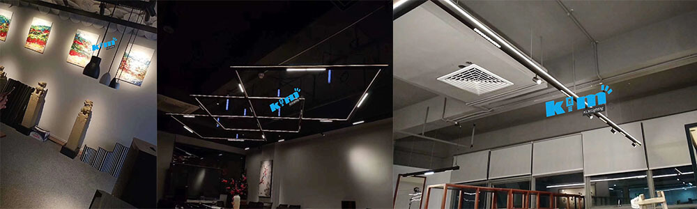 22mm magnetic 24v lighting system - 22MM Magnetic Track Linear Module System