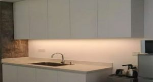 cabinets light for kitchen 300x162 - How to choose the Recessed LED Downlights for Kitchen Use