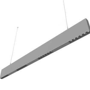 led suspended strip light up and downlight lighting 300x300 - Up & Down LED Linear Light