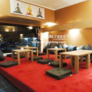 Indirect lighting for resturant - Led Lighting Project for Sushi Restaurant