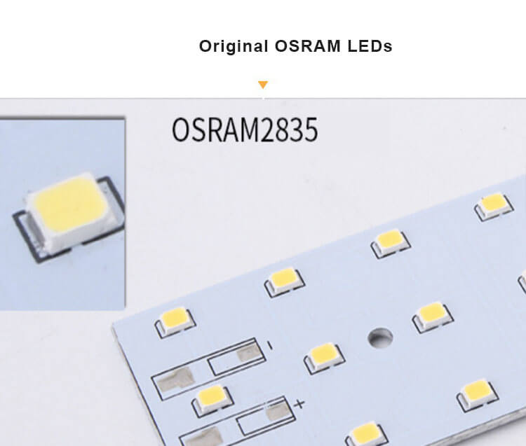 OSRAM 2835 LED LINEAR LIGHT - 5070 PC Suspension Linear Light