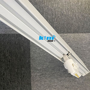 LED Linear Track Lighting - LED Linear light with track adapter