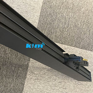 LED Track Linear Wall Washer Light - LED Linear light with track adapter