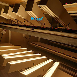 Opofek LED Linear Track Light factory and manufacturers  - Surface Led Modern Linear Lights