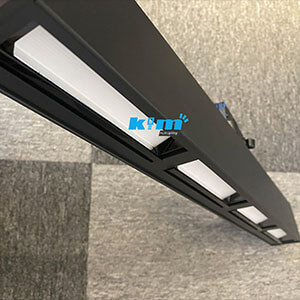 Wall Washer Linear Track Light - LED Linear light with track adapter