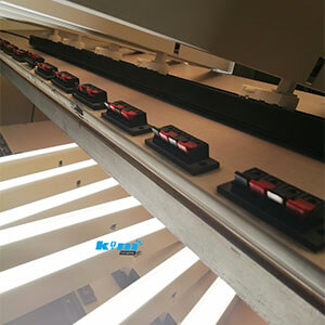 led linear track lighting China supplier  - Surface Led Modern Linear Lights