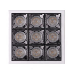 36w Linear Laser Blade Square LED downlight