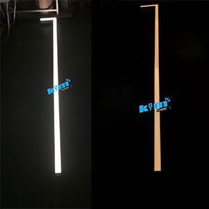 L led linear light fixture - Suspended LED Rectangle Linear light fitting