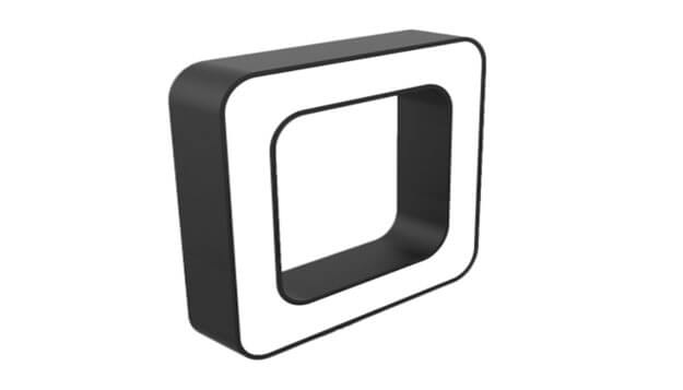Office Lights Simple Lamp Circular Led Pendant Lighting Simplify Hollow Square - About Us